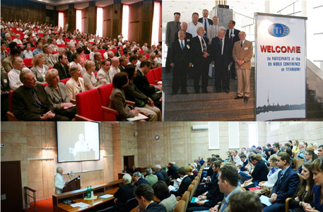 "International scientific conferences took place in CRISM ""Prometey"""