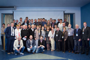 The participants of the 14th International conference «Material Issues in Design, Manufacturing and Operation of Nuclear Power Plants Equipment» - MAINSTREAM - 2016