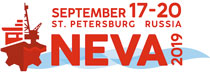 NEVA 2019 Maritime Exhibition and Conferences of Russia
